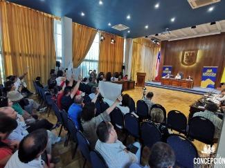 Concejo Municipal aprobó propuesta sobre altura de nuevos edificios