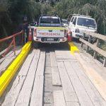 Municipio aprueba recursos para reemplazar Puente Gallegos