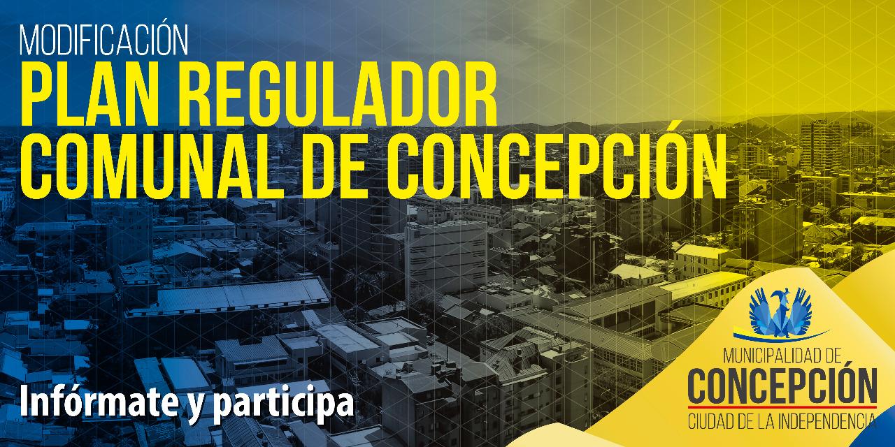 Plan Regulador comunal de Concepción