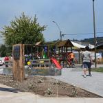 Proyecto conjunto logra recuperar Plaza Río Elqui en Nonguén