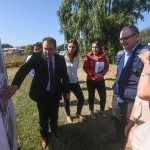 Confirman recursos para solucionar históricas inundaciones