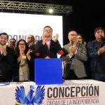 Entran en operación luminarias led en Concepción