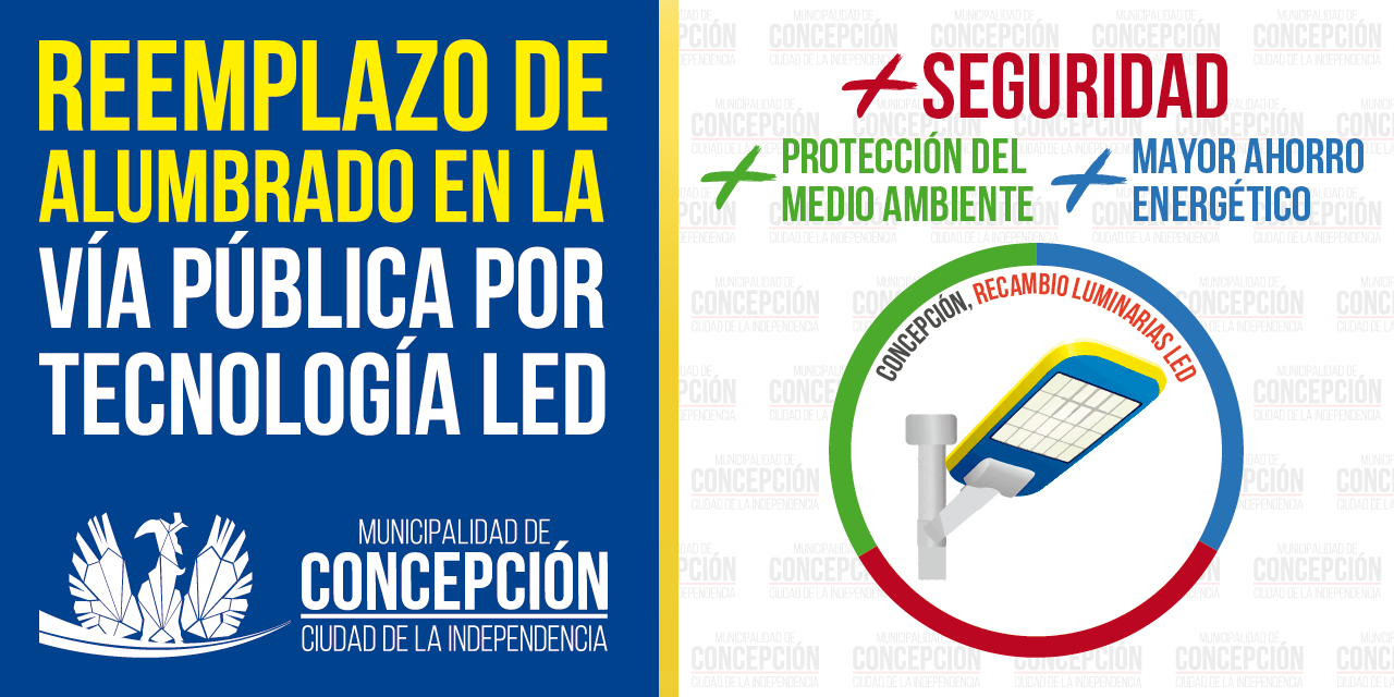 reemplazo luces led