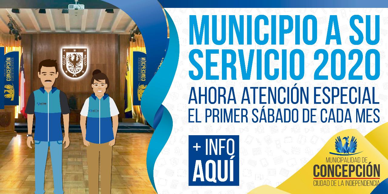 Servicio fin de semana Concepción
